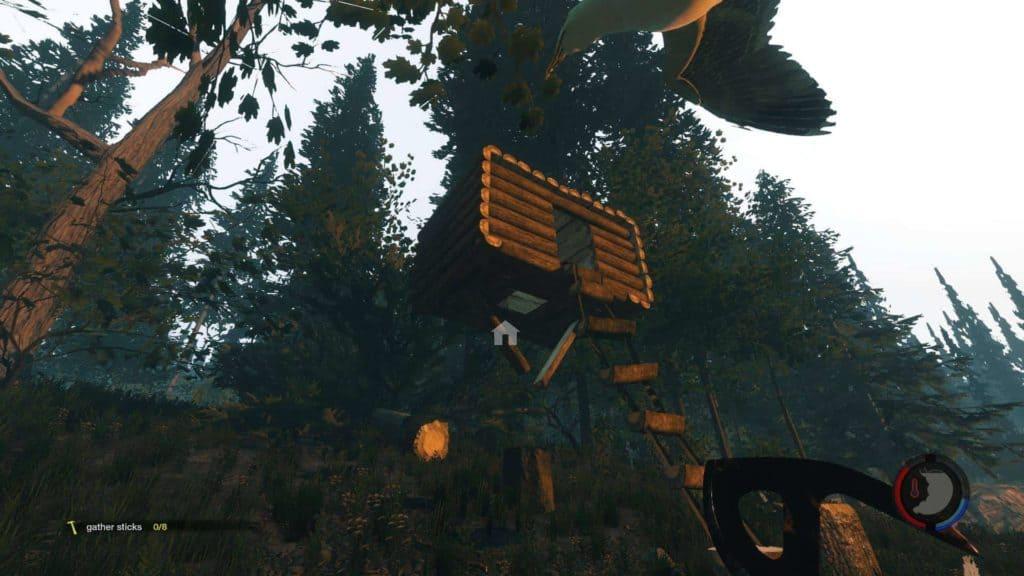 The Forest 0.07 - Baumhaus von Jango
