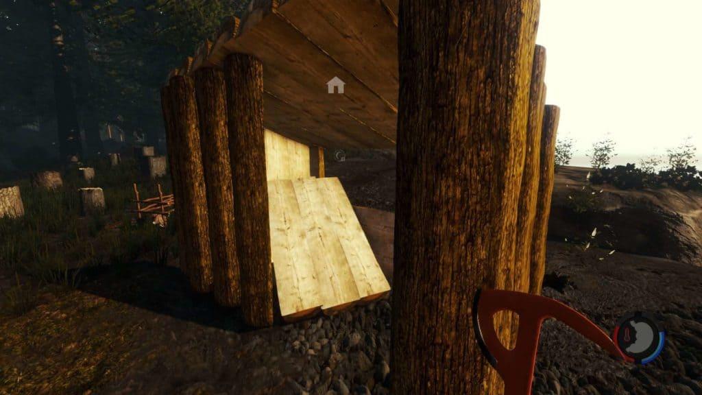 The Forest - Verbuggte Tür von Nico