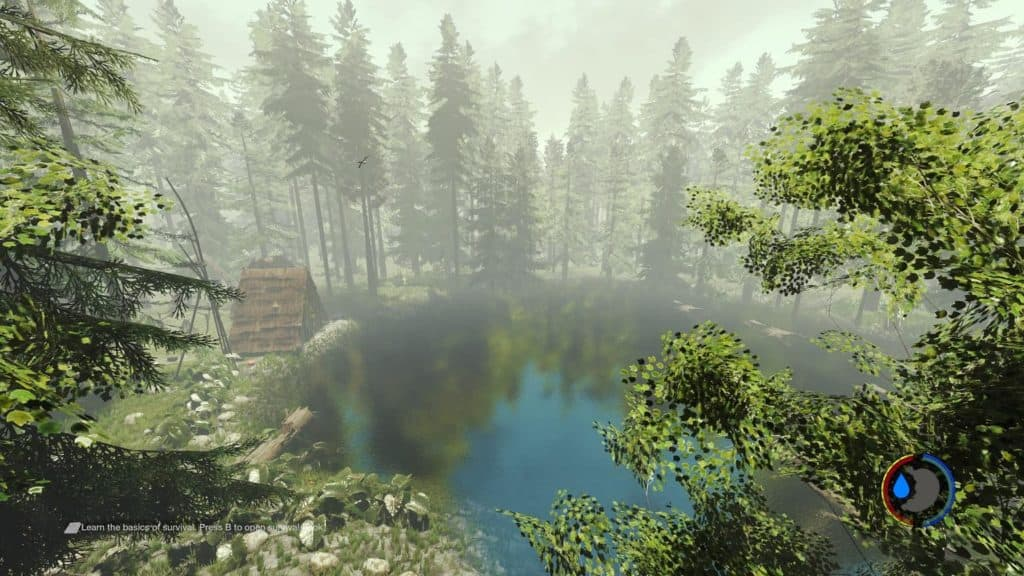 Screenshot der Unity5 Engine
