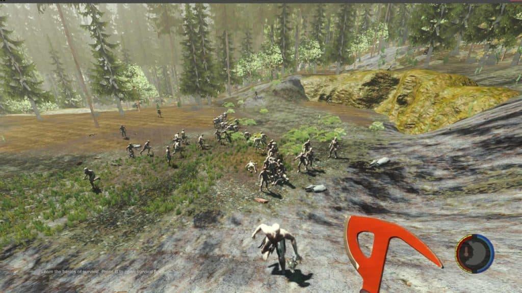 The Forest - Planet der Kannibalen