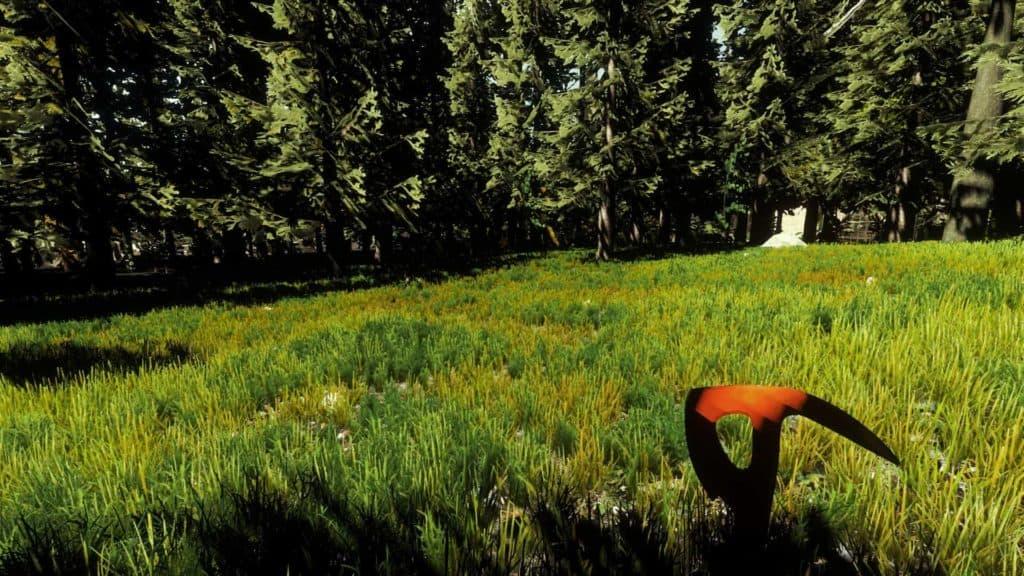 Auch an der Grafik hat sich was getan! Gras ist dichter und insgesamt wirkt das Bild viel farbenfroher.