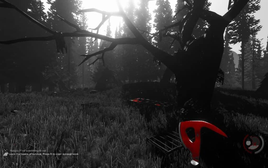 The Forest Reshade Master Effects Sin City Effect