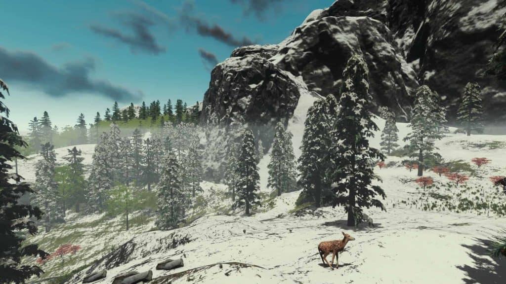 Schneelandschaft Version 0.18