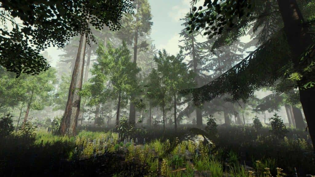 """Neuer Bloom Effekt in """"The Forest"""" v 0.22 (Bild #2)"""