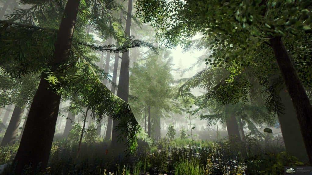 "Neuer Bloom Effekt in ""The Forest"" v 0.22"