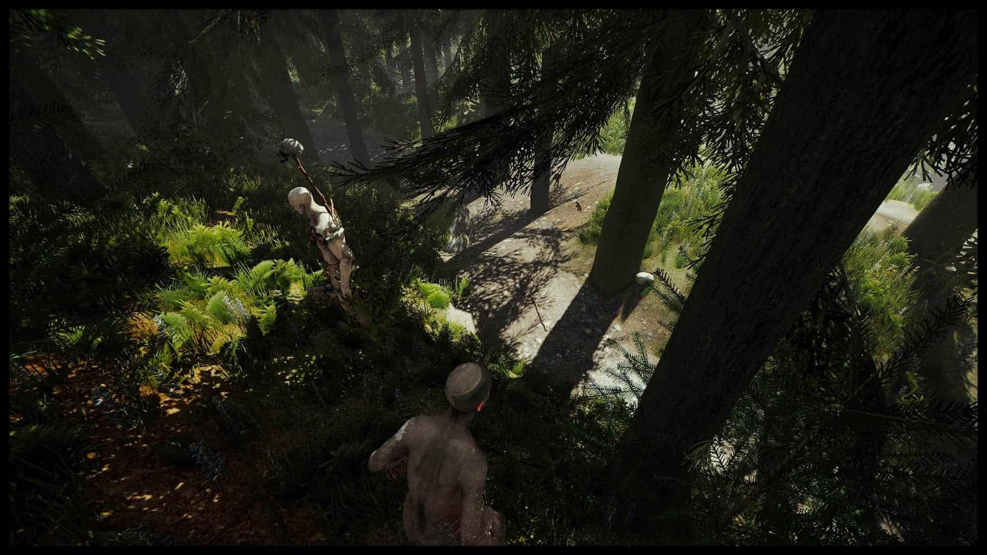 The Forest ähnliche Spiele