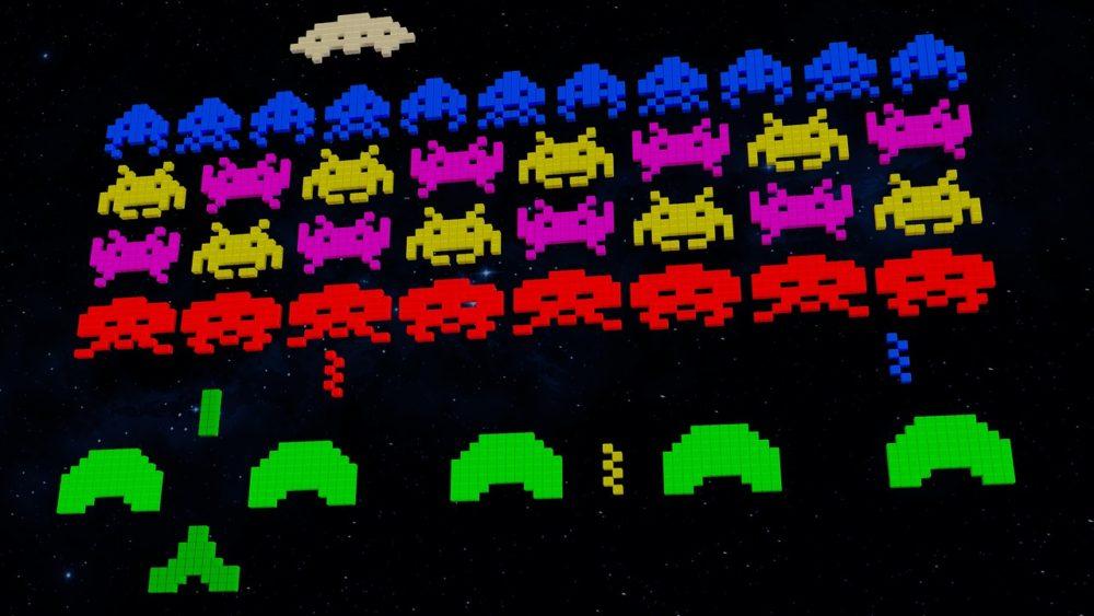 Alles 80er oder was? Dem Retro Games Trend auf der Spur