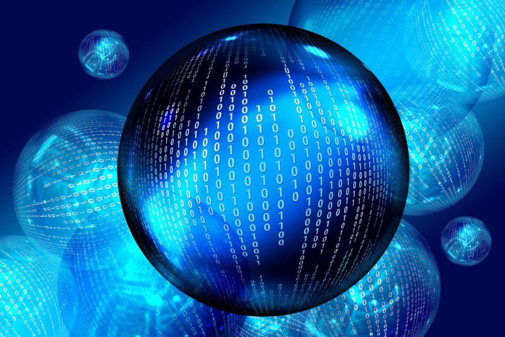 Digitale Vernetzung weltweit