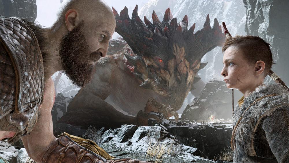 God of War: Kratos und Atreus