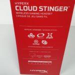 HyperX Cloud Stinger Seitenansicht Verpackung 2