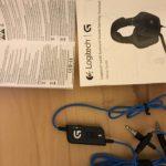 Logitech G430 Anleitungen