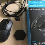 Logitech G502 Proteus mit Verpackung