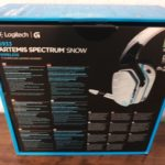 Logitech G933 Artemis Spectrum Verpackung hinten