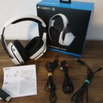 Logitech G933 Artemis Spectrum Wireless Gaming Headset mit Zubehör